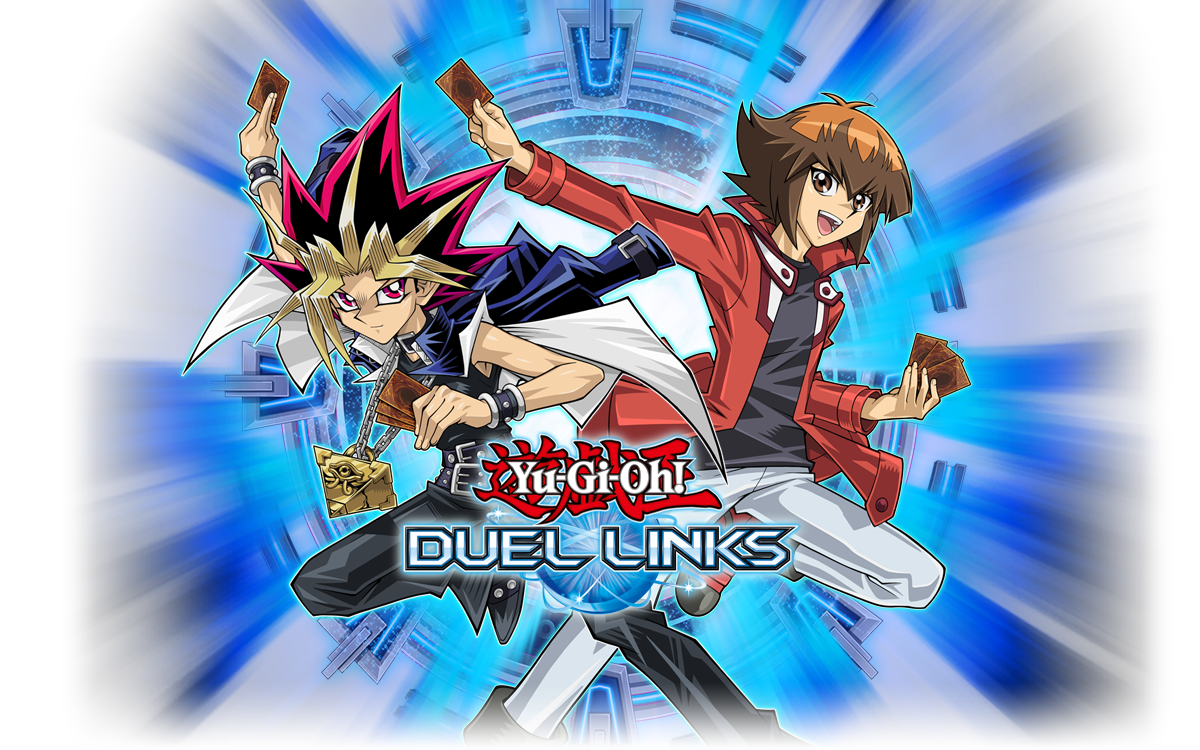 Yugioh Duel Links GX